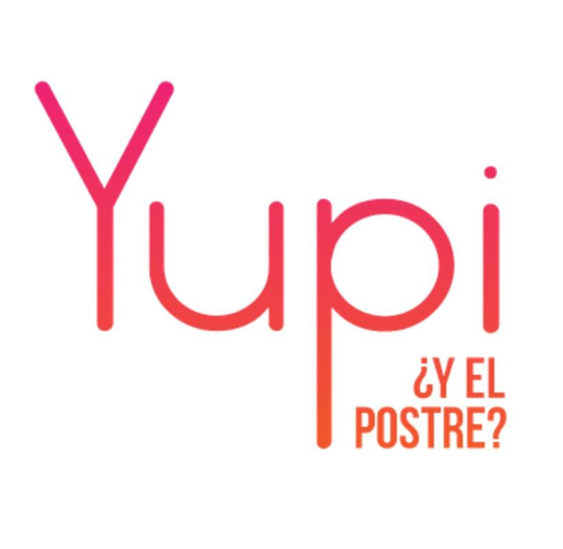 [Branding] Yupi ¿y el postre? 1