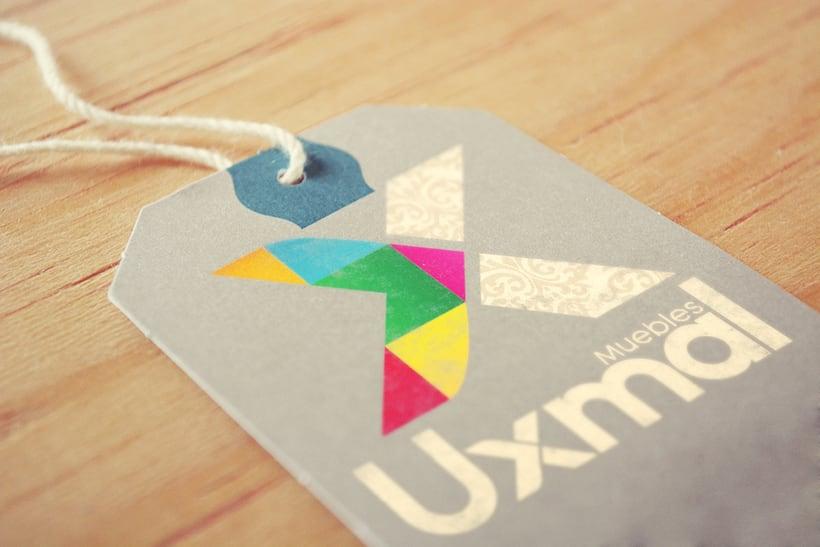 [Branding] Muebles Uxmal -1