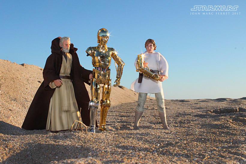 """Star Wars """"beach stories"""" 0"""
