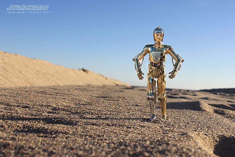 """Star Wars """"beach stories"""" 1"""