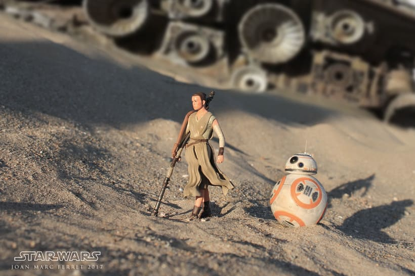 """Star Wars """"beach stories"""" 3"""