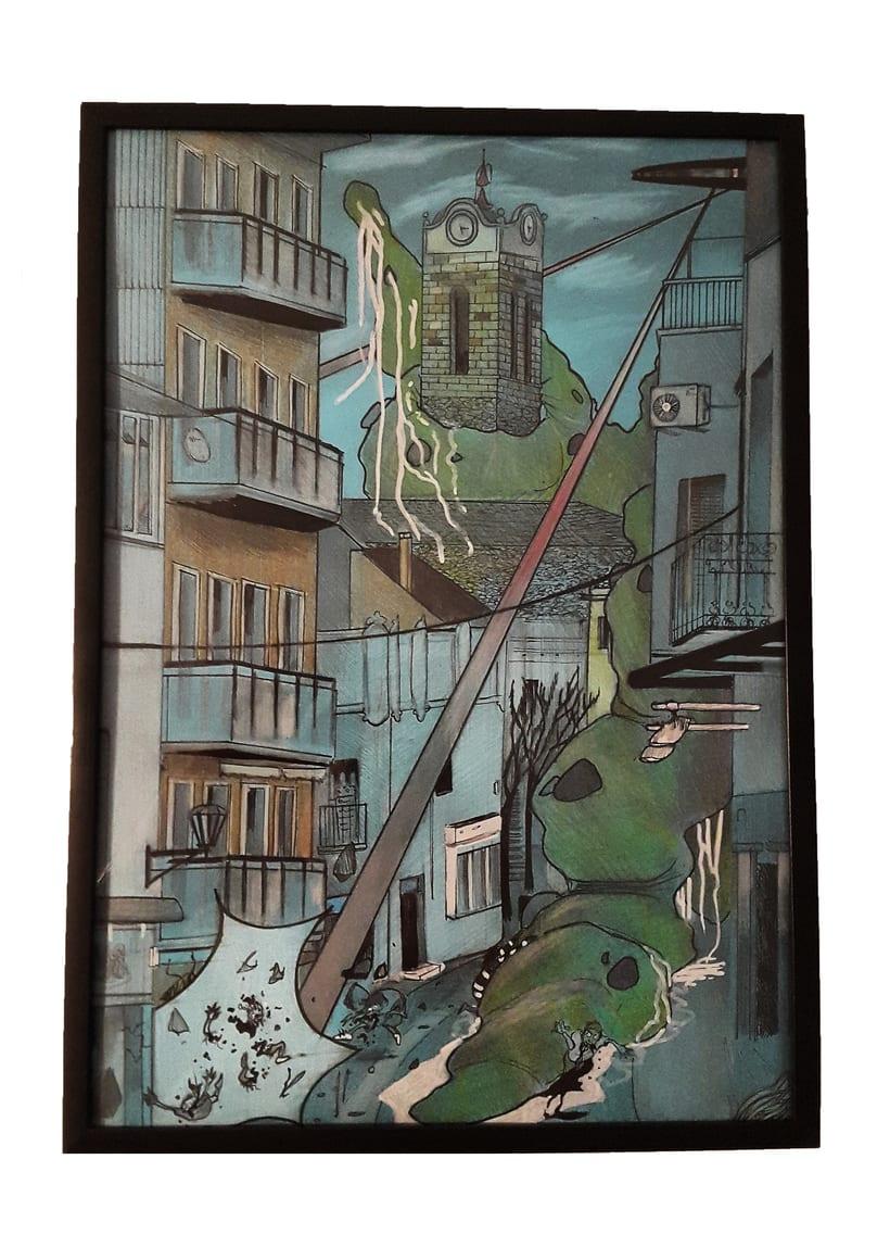 Mi city & the monsters 4