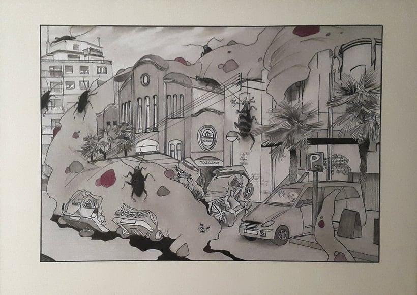 Mi city & the monsters 7