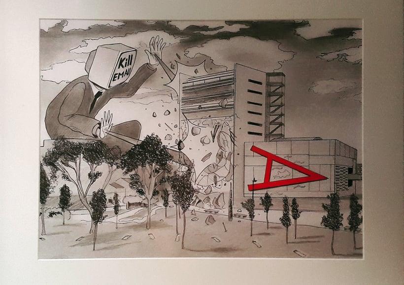 Mi city & the monsters 1