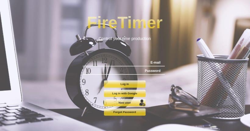 Fire Timer -1