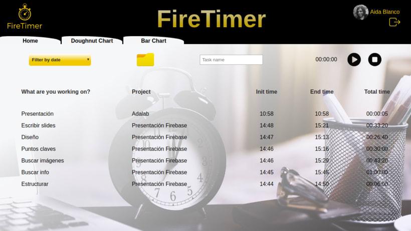Fire Timer 1