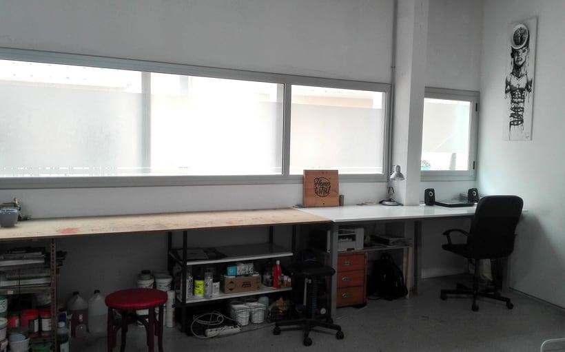 Espacio de trabajo en Terrassa 6