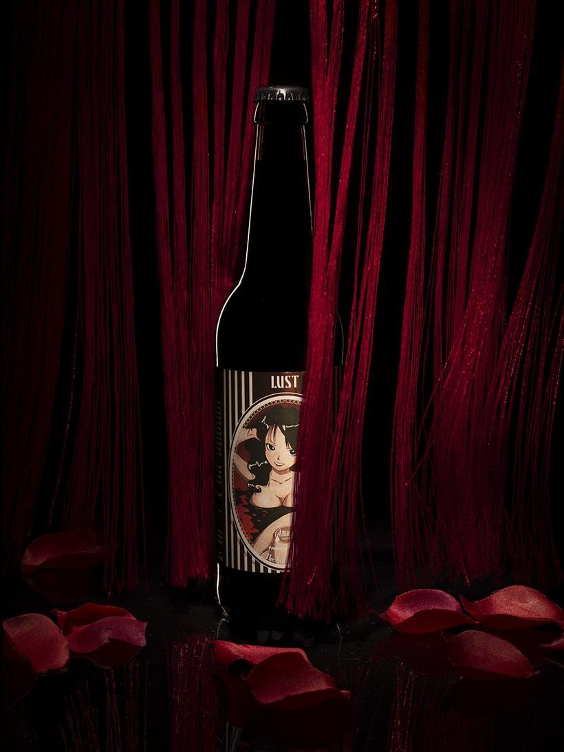 Proyecto publicitario de cervezas  -1