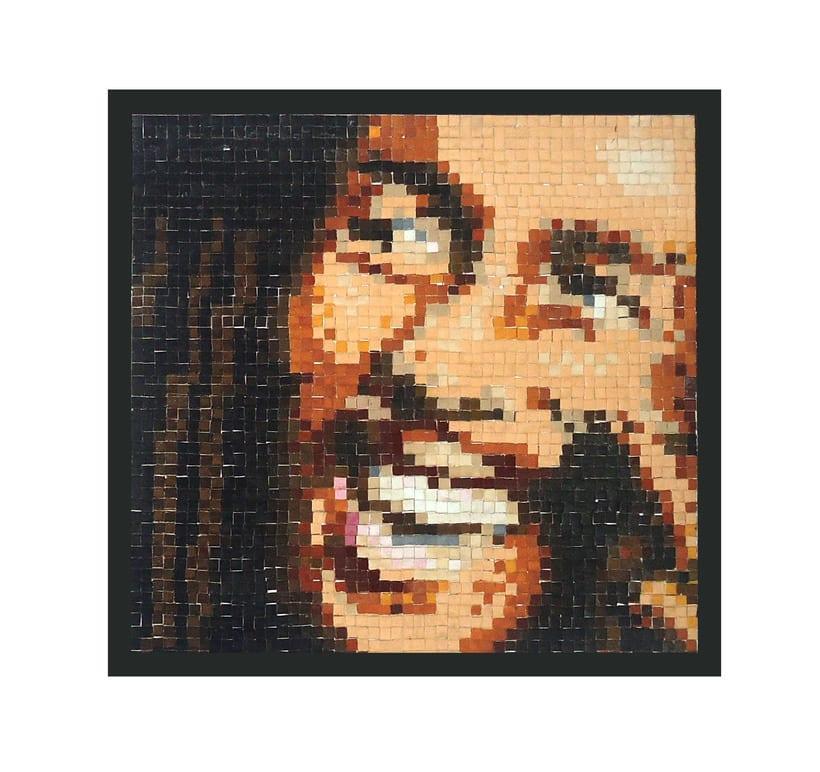 Mosaico -1