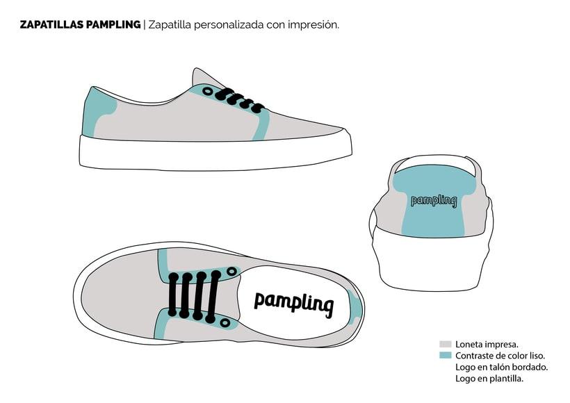 Producto: Zapatillas Pampling 5