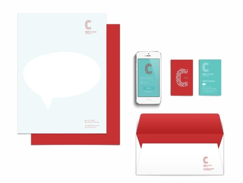 Identidad, Red Concept 3