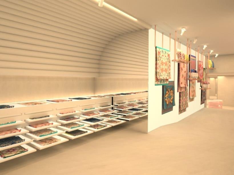 Scarf ME - Barcelona Shop 1