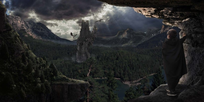 matte painting 0