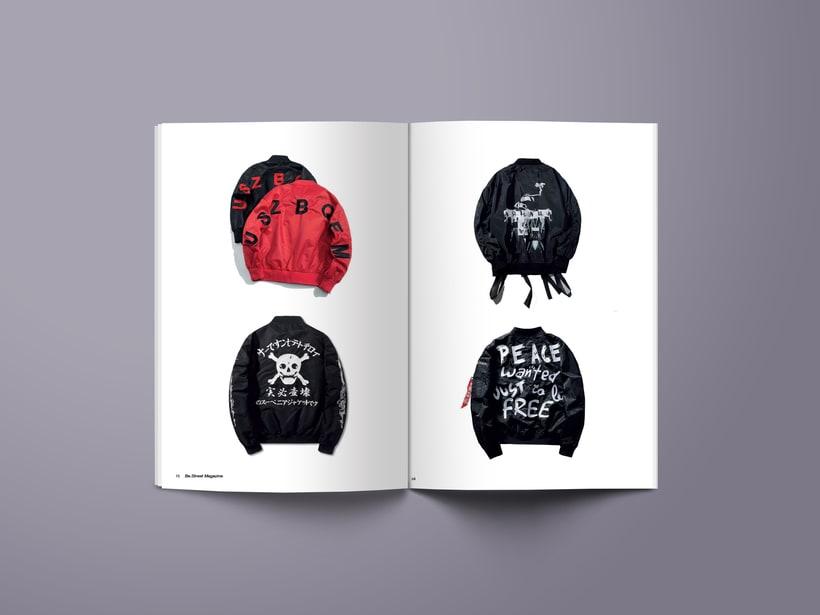 'Be.Street Magazine' by Guzmán Arce 13