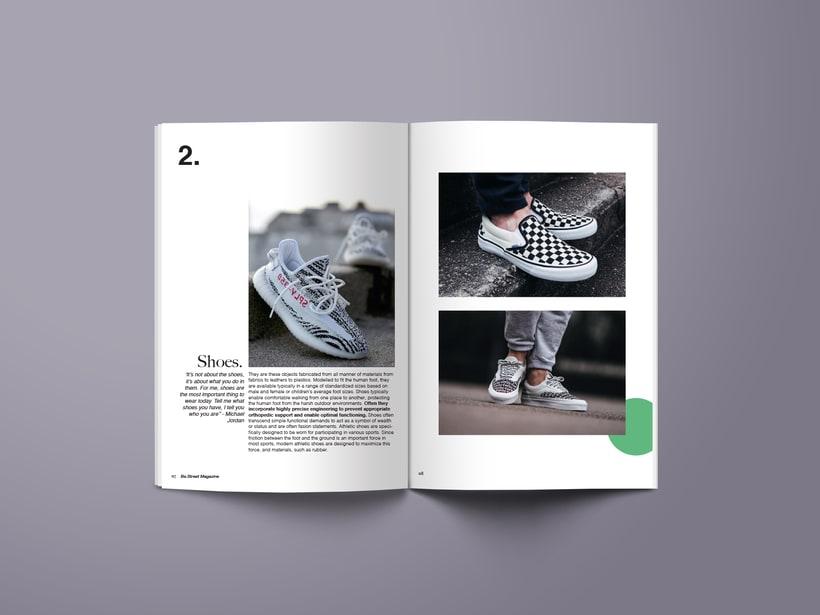'Be.Street Magazine' by Guzmán Arce 4