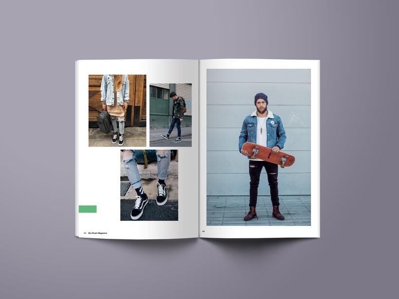 'Be.Street Magazine' by Guzmán Arce 3