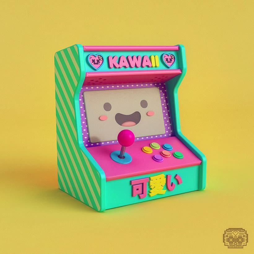 Kawaii y más kawaii 5