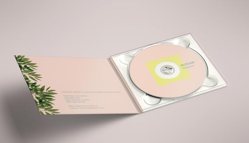 Diseño de disco 8