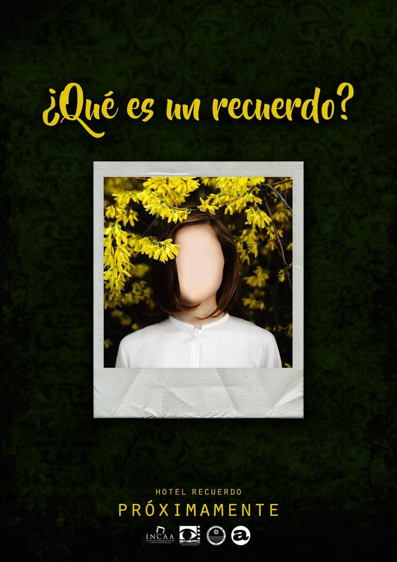 Poster Teaser y Promocional: Cortos ENERC Sa 0