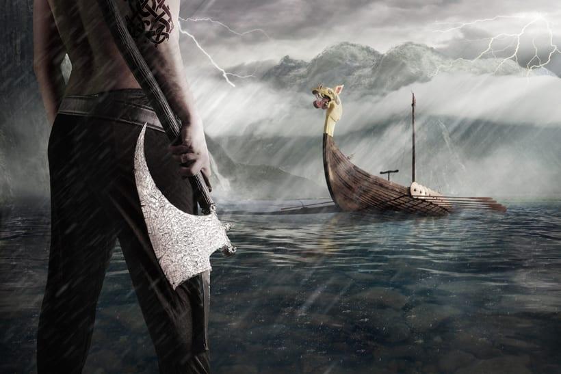 Vikings -1