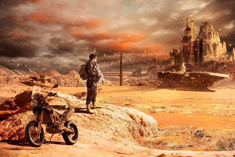 Earth 2035 0
