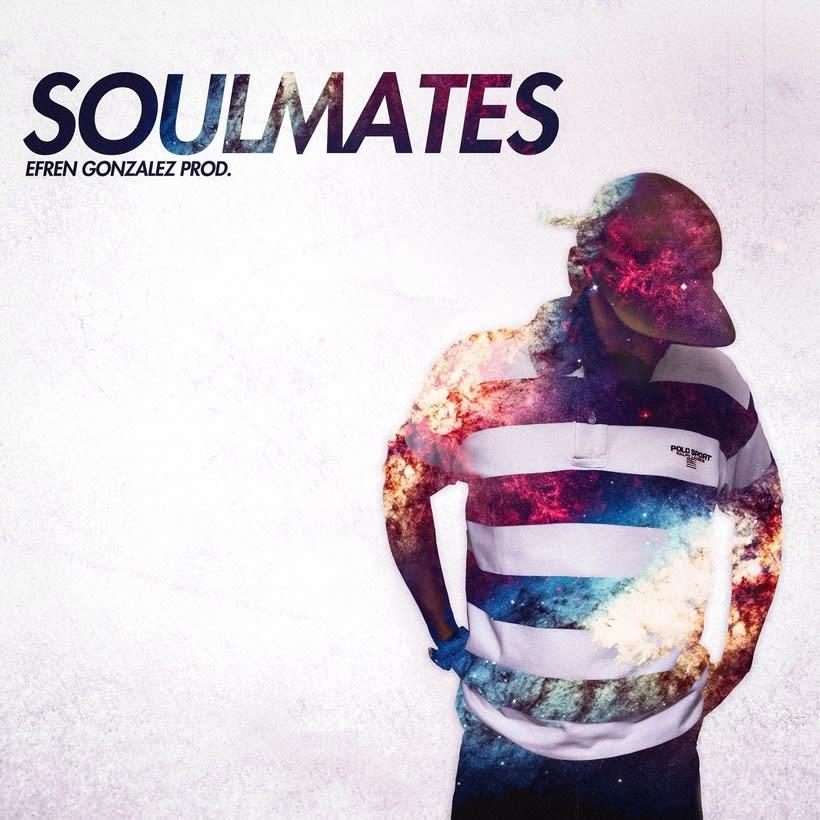 """Fotografía y cover de """"Soulmates""""- Efren Gonzalez -1"""