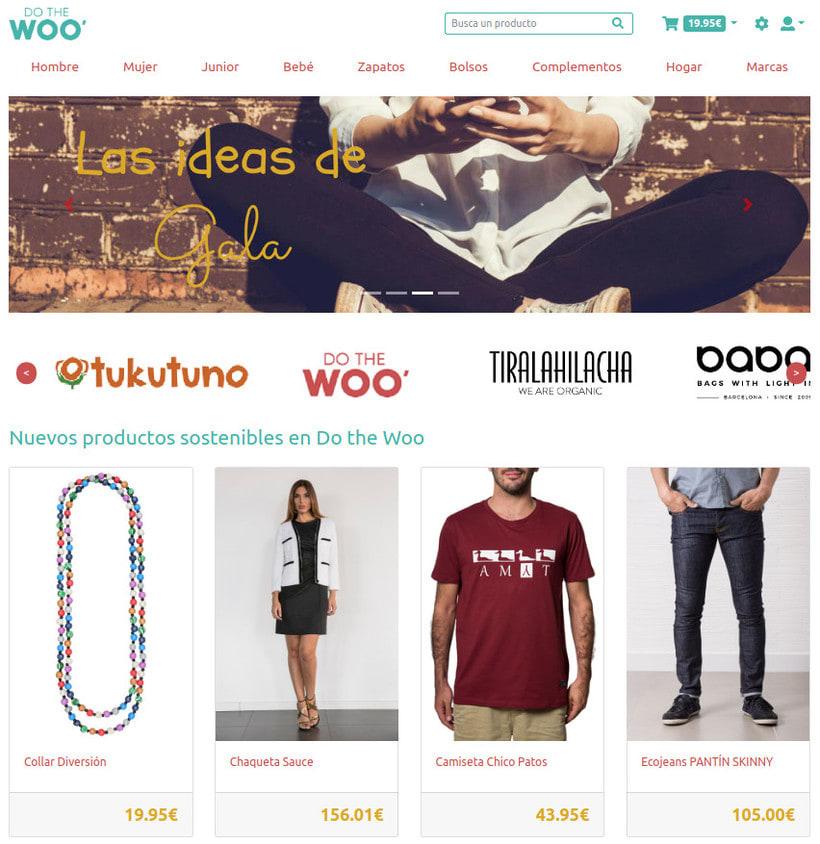 Do the Woo: tienda online de moda sostenible 0