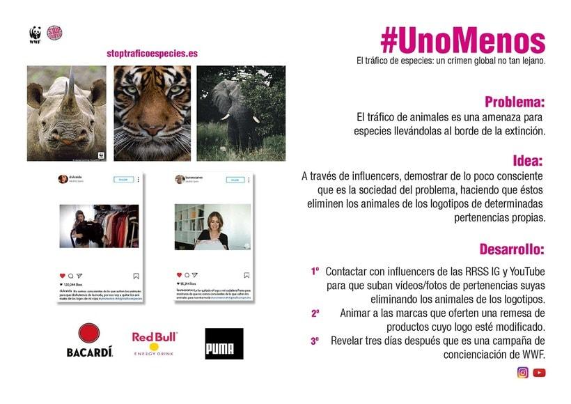 #UnoMenos 1