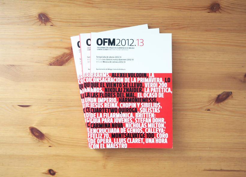 OFM T. 2012/2013 0