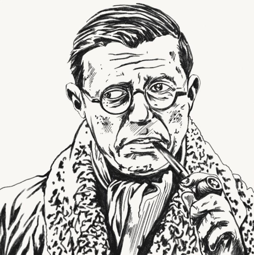 ¡Sartre cabrón! 1