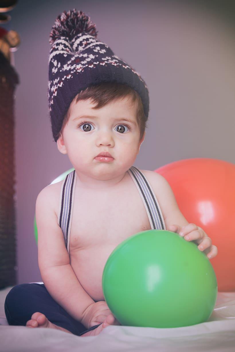 Fotografía Bebes 8