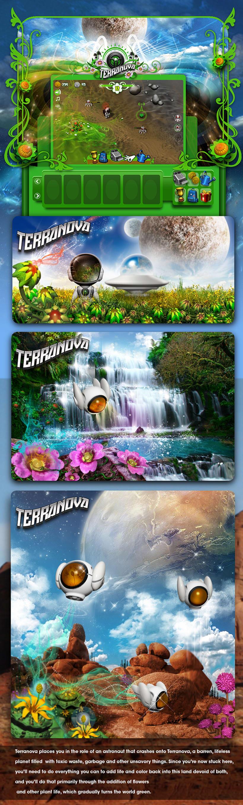TERRANOVA Concept Art 2009 0