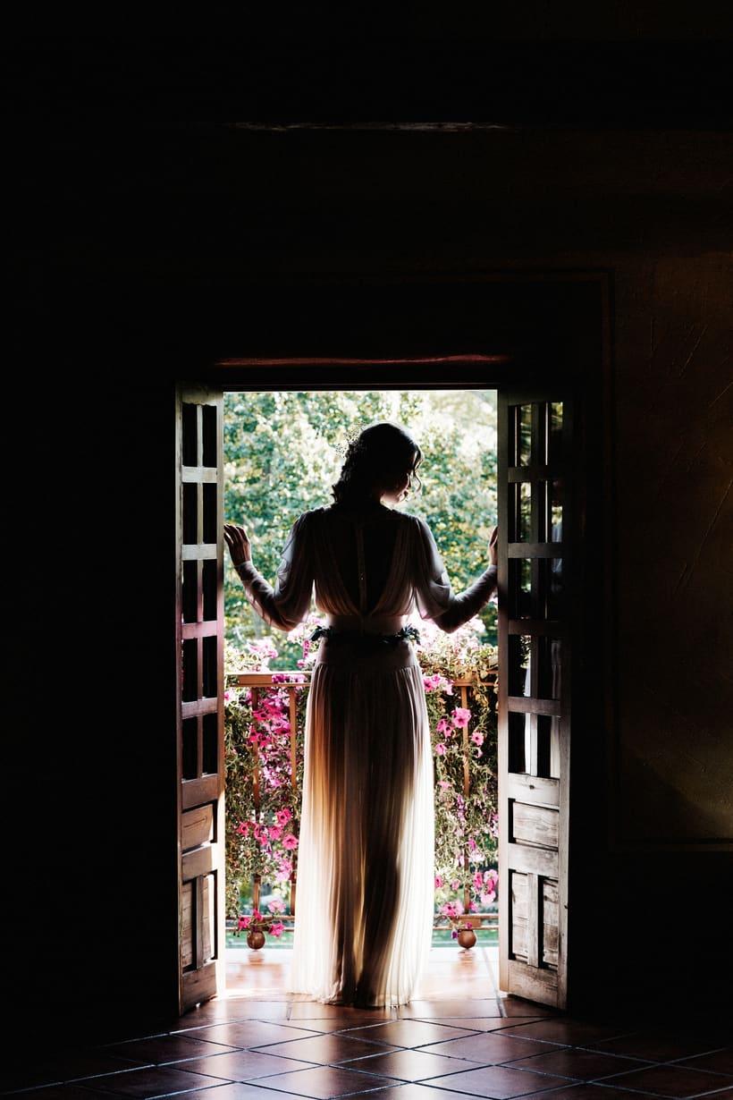 Editorial Inspiración novias Clara Brea -1