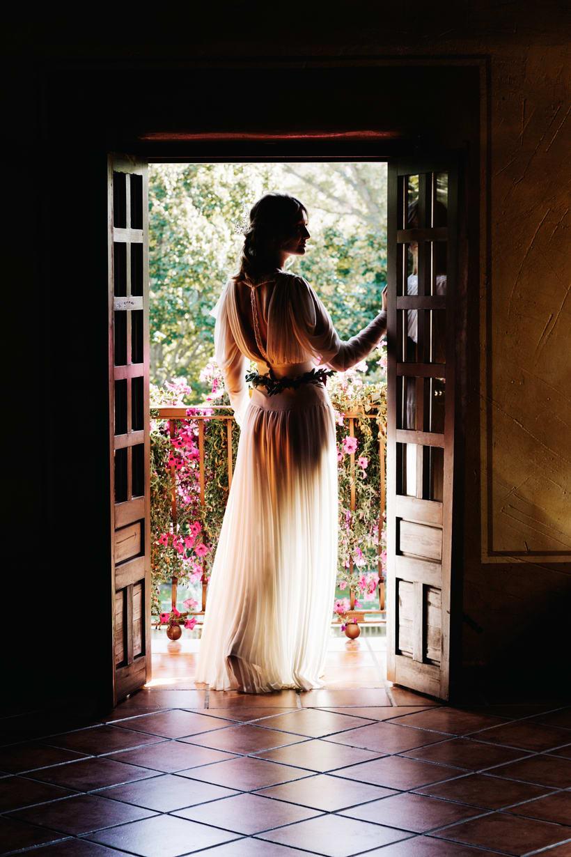 Editorial Inspiración novias Clara Brea 0