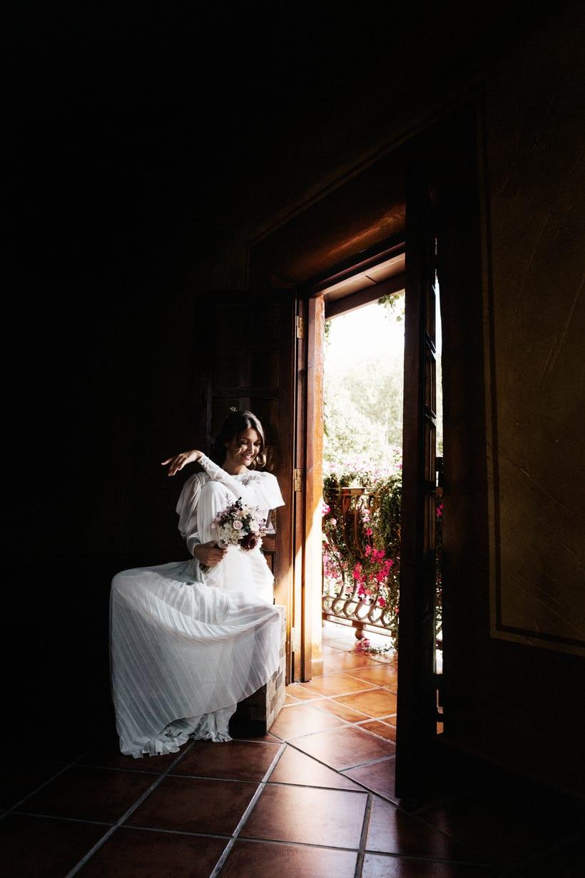 Editorial Inspiración novias Clara Brea 1