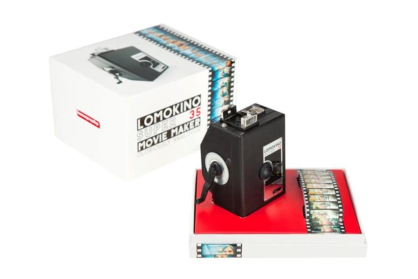 Vendo Kit Lomokino super 35 y escaner de pelicula para smartphone 2