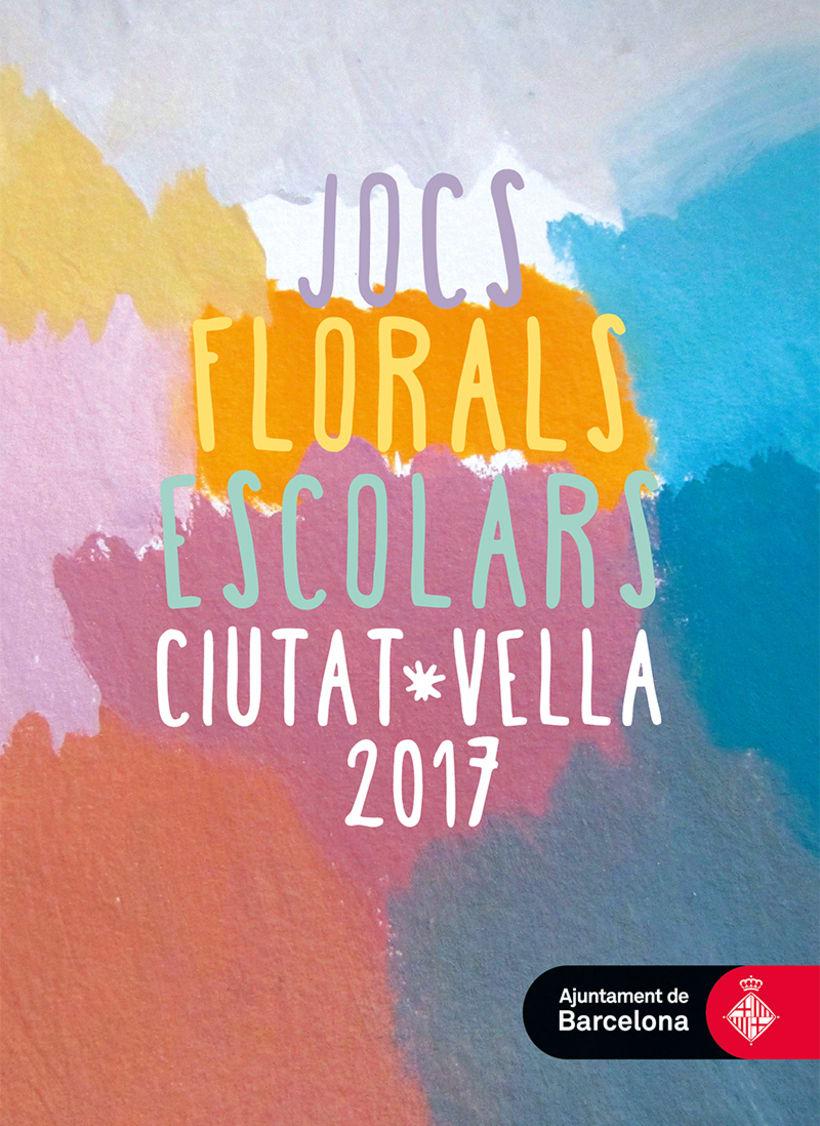 Jocs Florals Escolars de Ciutat Vella 1