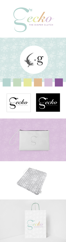 Imagen corporativa bolso cambiador bebé Gecko 0