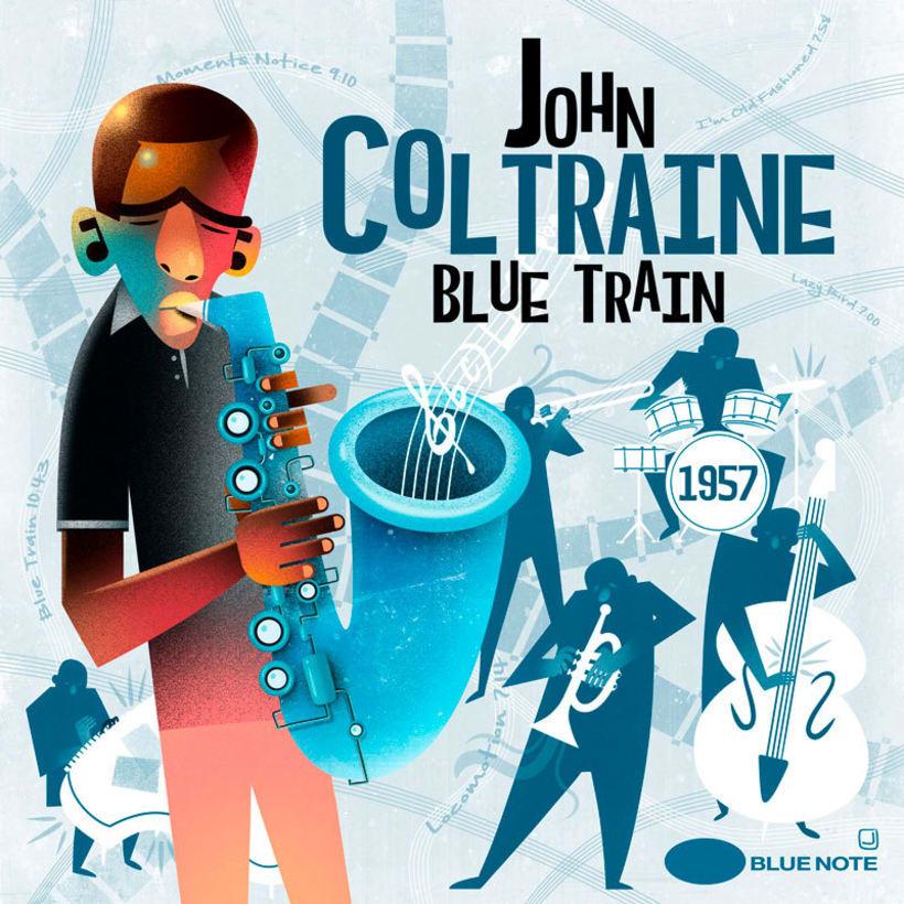 Blue Train 0