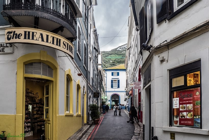 Mi Proyecto del curso: Gibraltar ayer y hoy 7