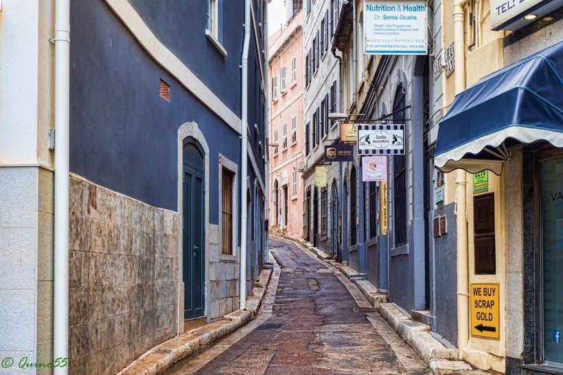 Mi Proyecto del curso: Gibraltar ayer y hoy 9