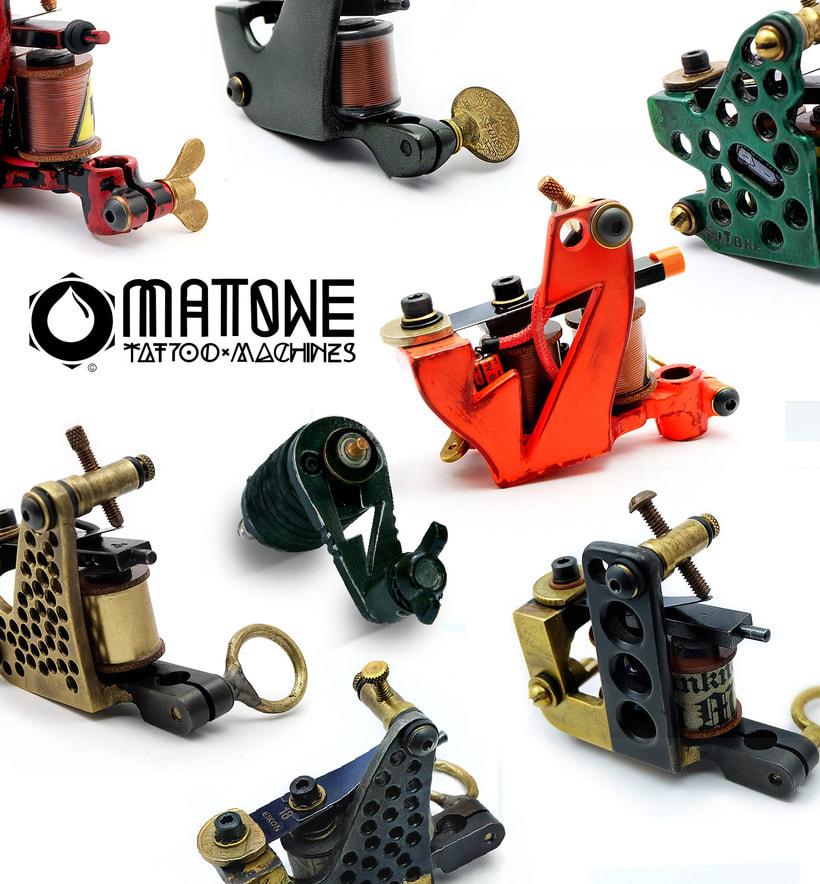 MaTone Tattoo Machines 8