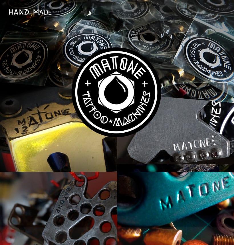 MaTone Tattoo Machines 7