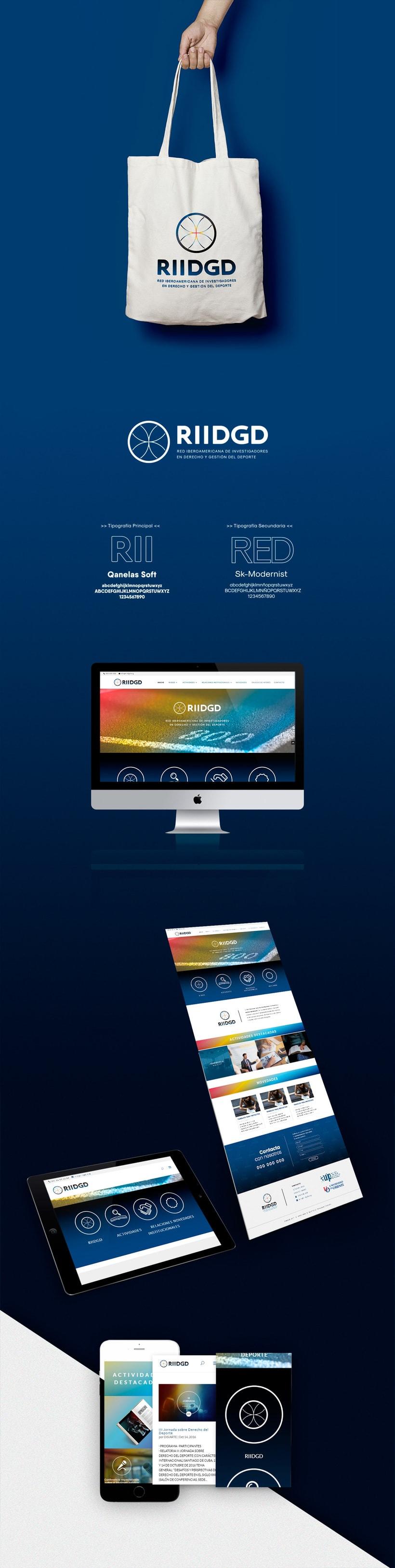 Branding · Diseño y desarrollo web RIIDGD -1