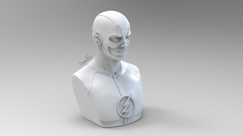 Modelado 3D / Esculturas Digitales -1