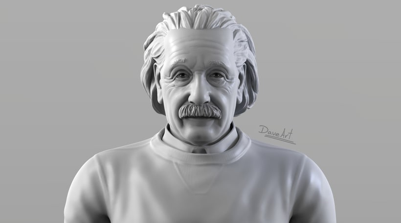 Modelado 3D / Esculturas Digitales 0