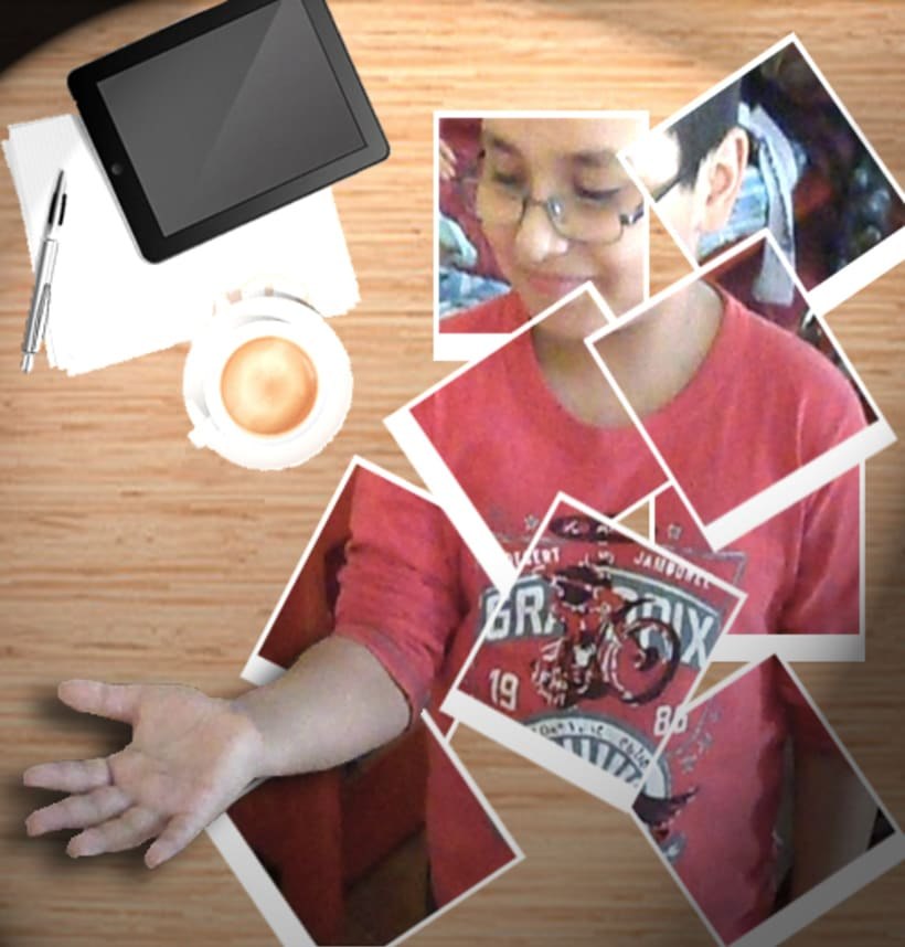 Jugando con PHOTOSHOP 7