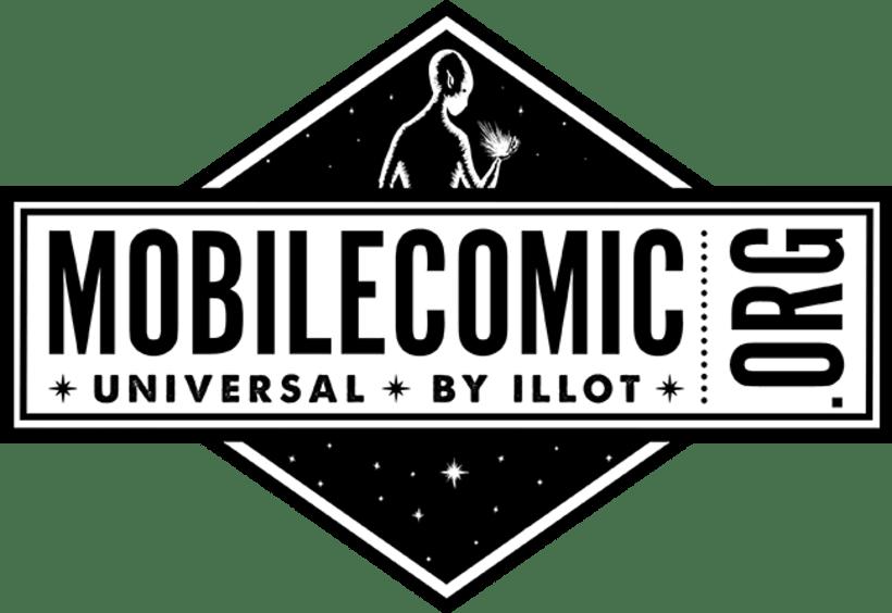 Mobile Comic - UX 1