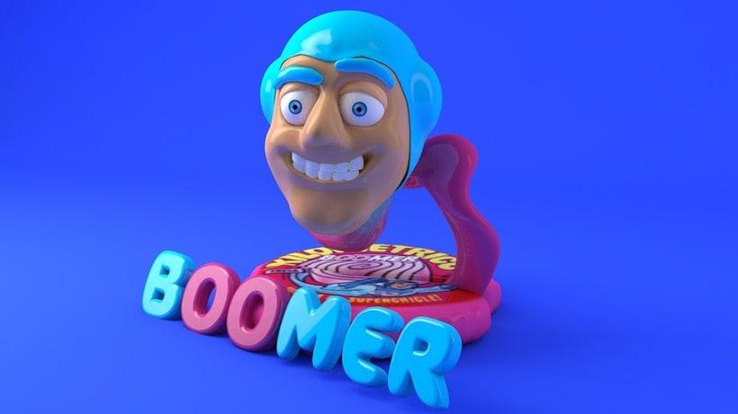 Boomer Gum 1