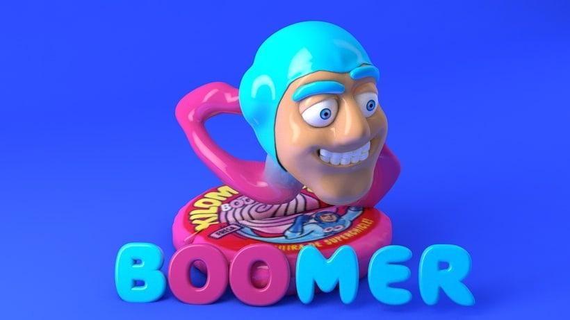 Boomer Gum 2